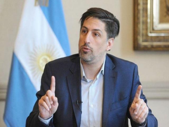 Ministro de Educación, Abg. Nicolás Trotta