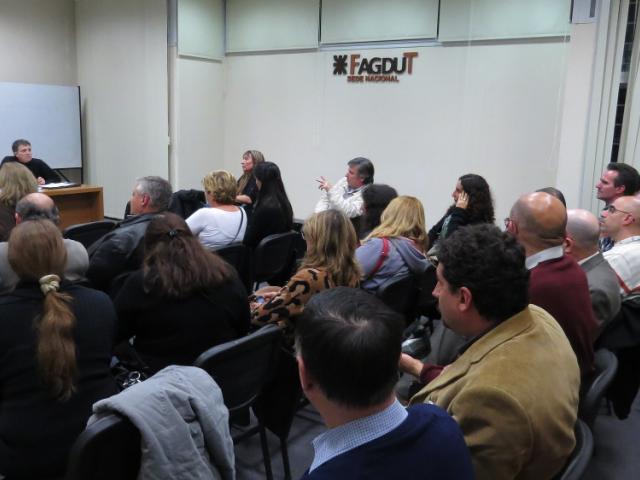 Asamblea FAGDUT Rosario