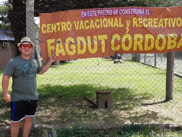 Centro recreativo FAGDUT Córdoba