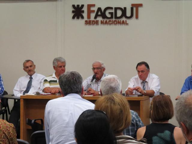 Congreso FAGDUT